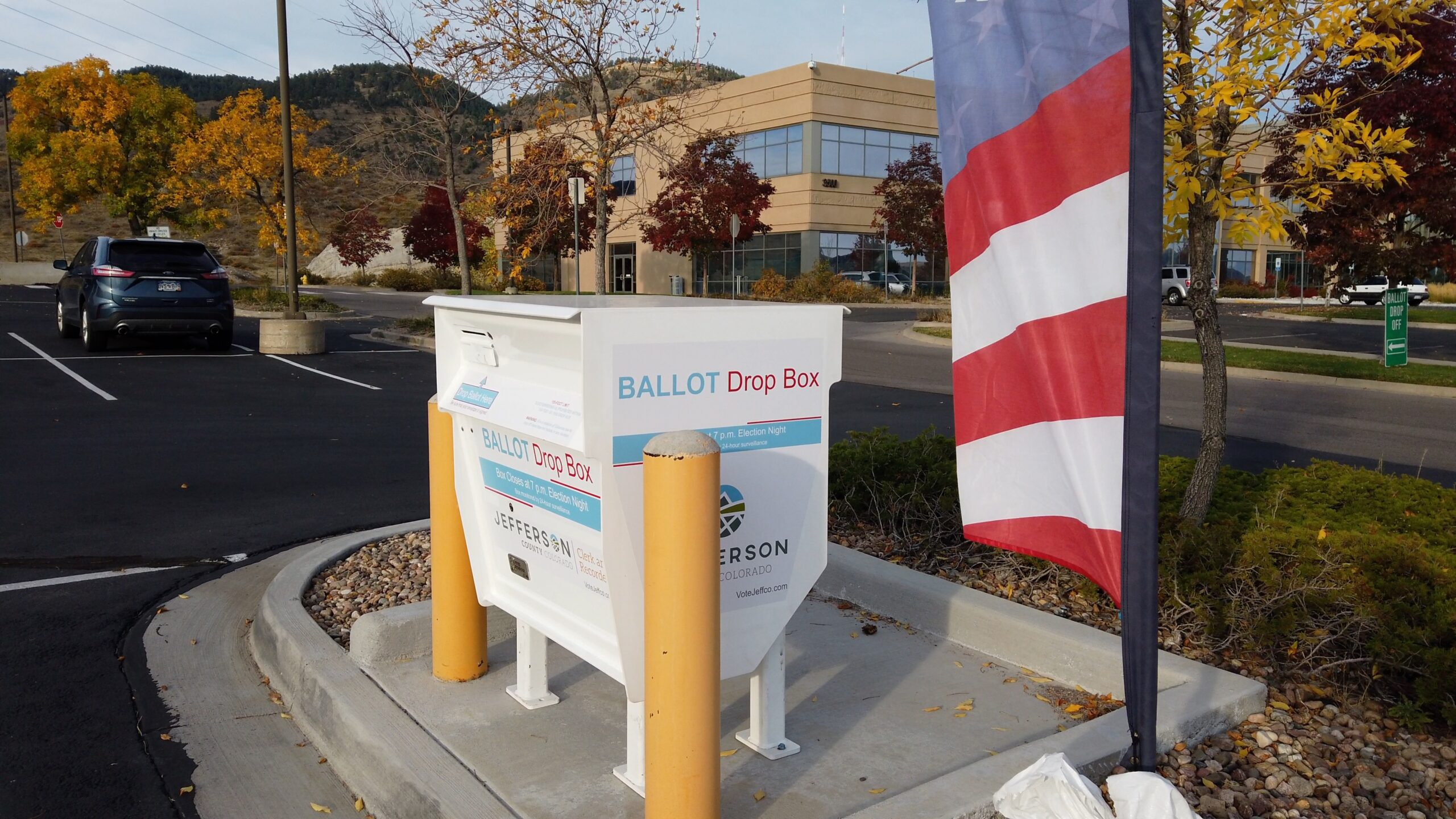 Jeffco Ballot Box